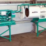 Wetterkühlmaschine DV 420 für die Kühlung im Tunnelbau und Bergbau