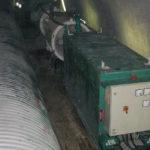 Gotthard-Basistunnel Tunnelbau